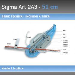 Coupe Carreaux Sigma 051 cm 2A3