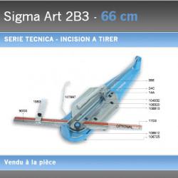 Coupe Carreaux Sigma 066 cm 2B3