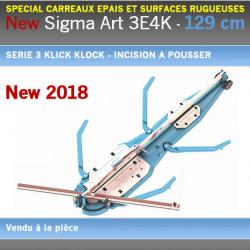 Coupe Carreaux Sigma 129 cm 3E4K
