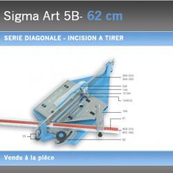 Coupe Carreaux Sigma 062 cm 5B