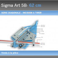 Coupe Carreaux Sigma