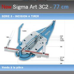 Coupe Carreaux Sigma 077 cm 3C2