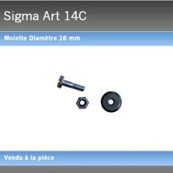 Molette Sigma 16 mm 14C