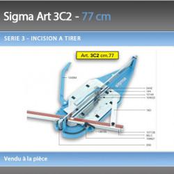 Coupe Carreaux Sigma Série 3