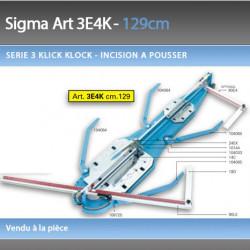 Coupe Carreaux Sigma Série 3 Klick Klock