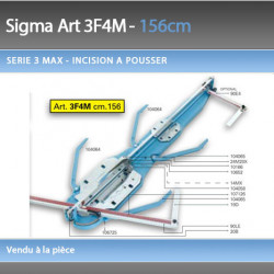 Coupe Carreaux Sigma Série 3 Max
