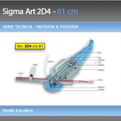 Coupe Carreaux Sigma Série Tecnica