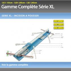 Coupe Carreaux Sigma Série XL